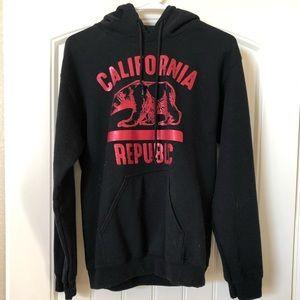 Gap | Black California Republic Hoodie | S